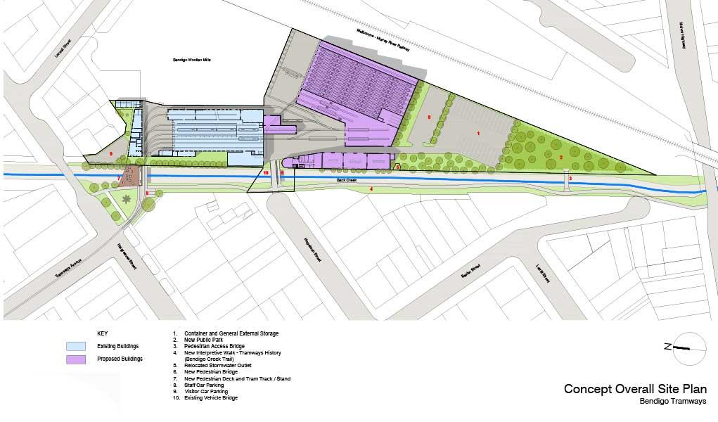 We're expanding! - Bendigo Tramways