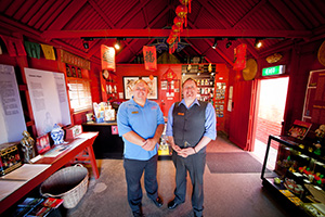 Bendigo Joss House Temple Caretakers Residence