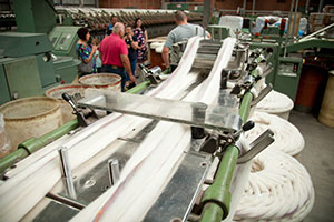 Bendigo Woollen Mills Guided Tour