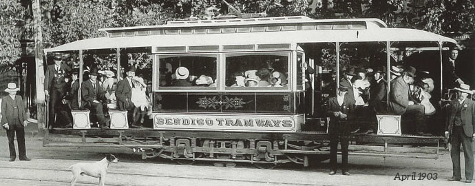 Bendigo Tramways Packages