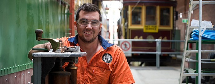 Bendigo Tramways Workshop Engineer